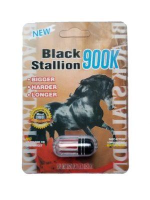 Black Stallion 900K Male Enhancement Pill