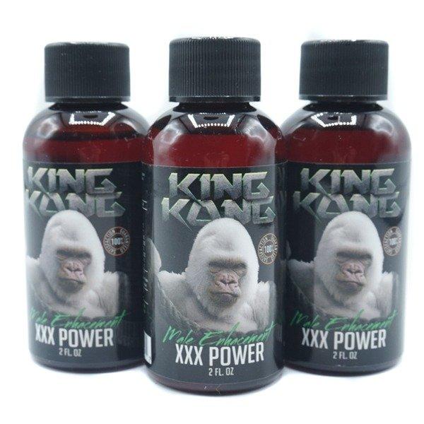 King Kong XXX Power Male Enhancement Drink 2oz