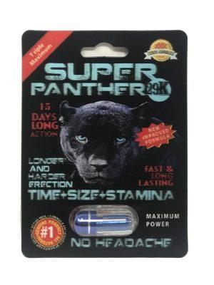 Super Panther 29K Male Enhancement Pills