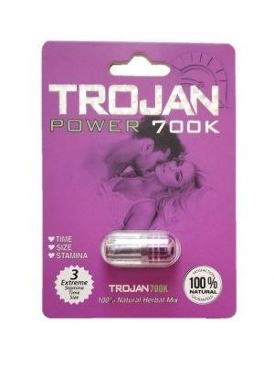 Trojan Power 700K Male Enhancement Pill