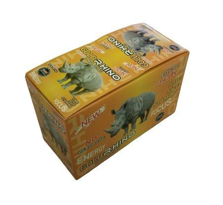 Gold Rhino Extreme 285K Male Enhancement Pills