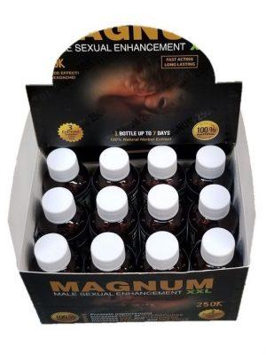 Magnum 250K XXL Male Enhancement Bottles