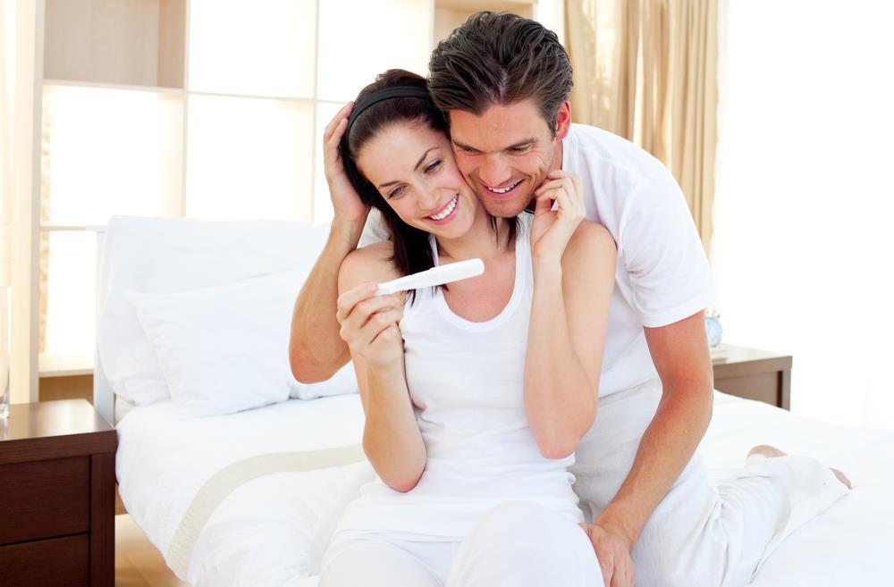 Lubricant & Pregnancy Test Kit