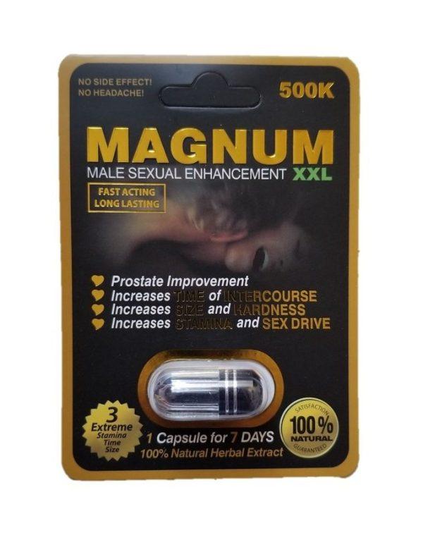 Magnum 500K Male Enhancement Pills