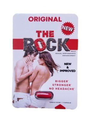 The Rock Original Male Enhancement Pill