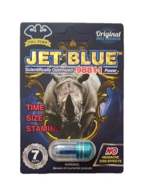 Jet Blue 98811 Male Enhancement Pill