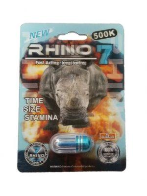 Rhino 7 500K Male Enhancement Pill