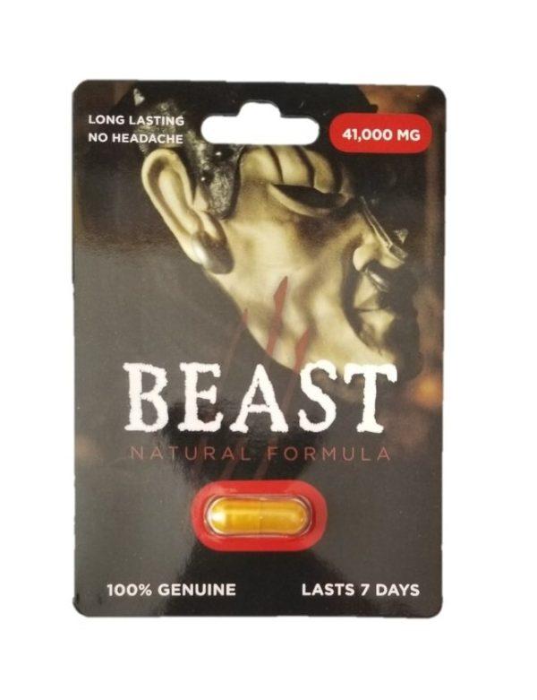Beast 41,000 MG Male Enhancement Pill