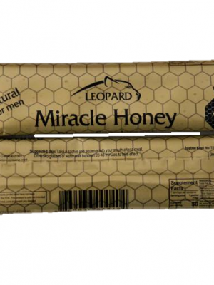 Leopard Miracle of Honey